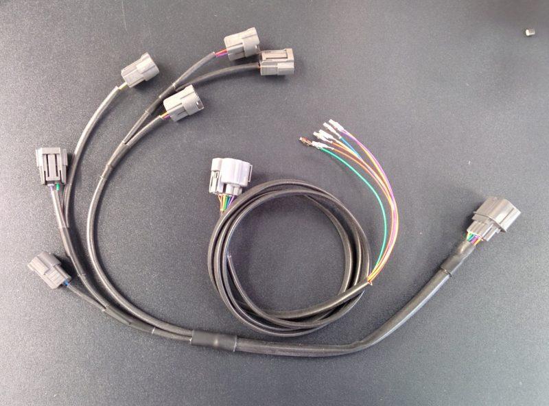 Secondary Injector loom